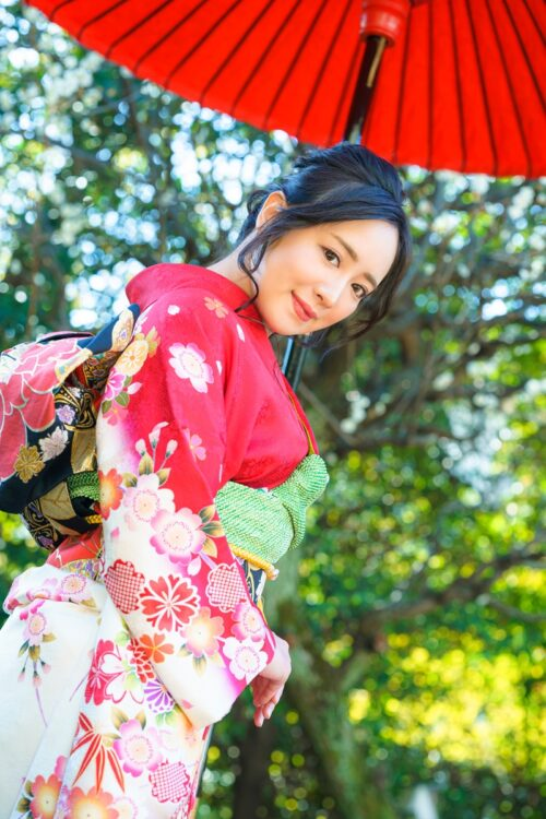 櫻美雪(さくら・みゆき/1991年12月1日生まれ、岐阜県出身。身長155cm、B85・W60・H95)
