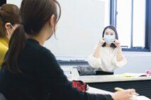 森川夕貴アナが真剣指導 テレ朝アナウンススクールの講義に潜入