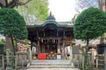 小野照崎神社は寅さんとも縁がある