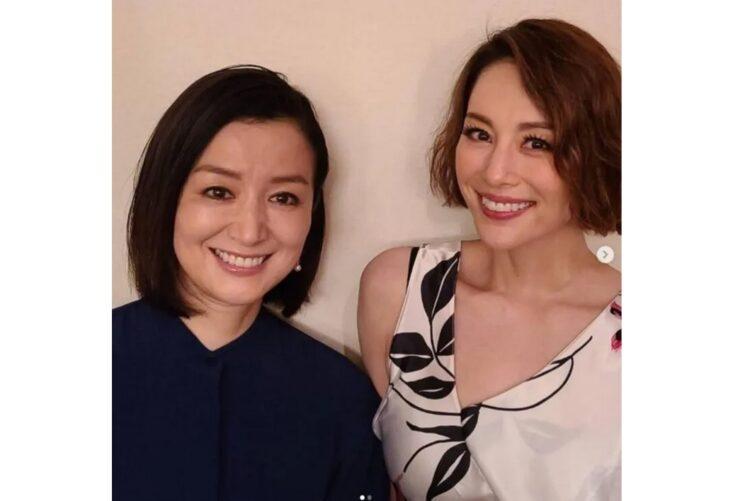米倉涼子ディナーショーに鈴木京香が登場「共演NG」の真相を語った