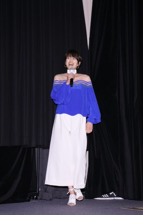 離婚して新たな人生を歩む吉瀬美智子