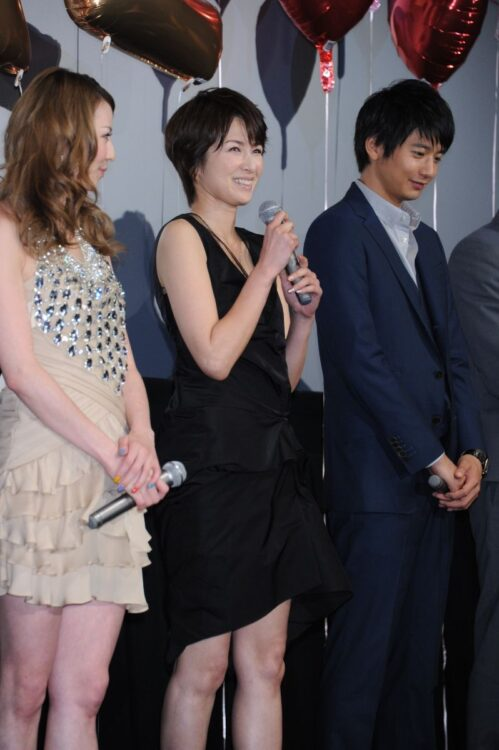 演技には定評がある吉瀬美智子