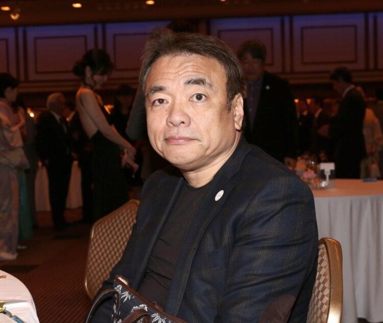 作家の井沢元彦氏