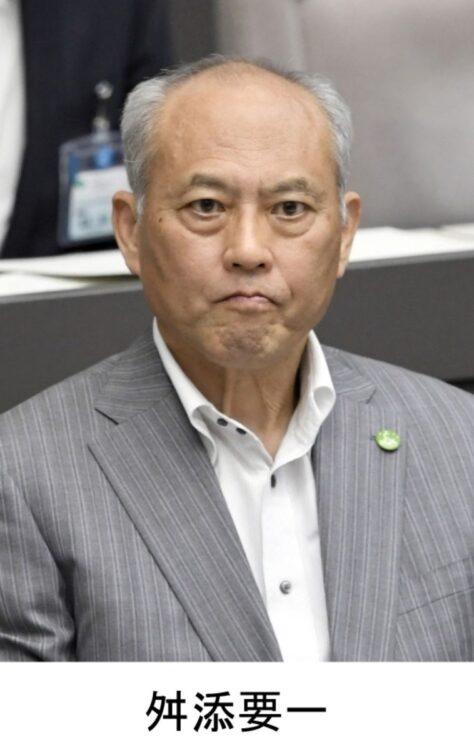 舛添氏は厚労相時代に特定の民放番組には出なかった(共同)