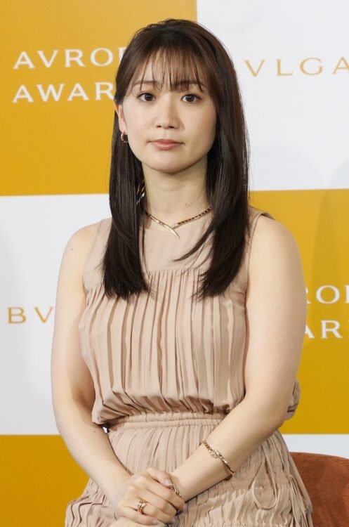 女優として開花(時事通信フォト)
