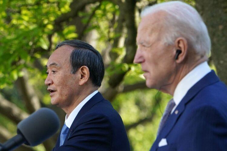 日本の報道は成果ばかりを強調するが(AFP=時事)
