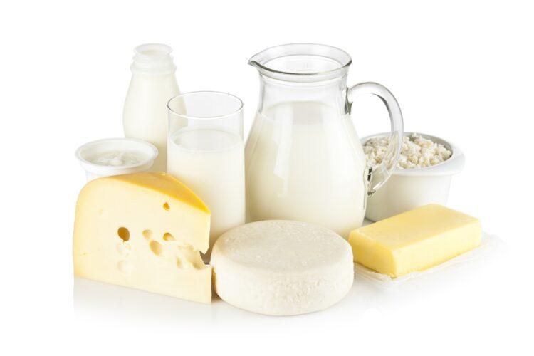 牛乳といっても、さまざまな種類がある(写真/GettyImages)