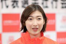 競泳の東京五輪代表に内定した池江璃花子(時事通信フォト)