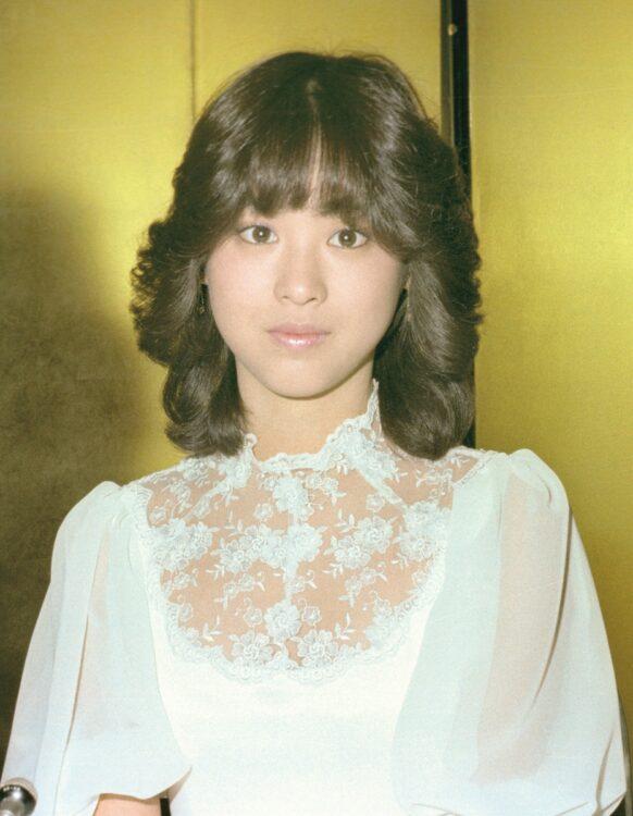 80年代の女性アイドル「親衛隊」が当時を振り返る(写真は松田聖子/共同通信社)