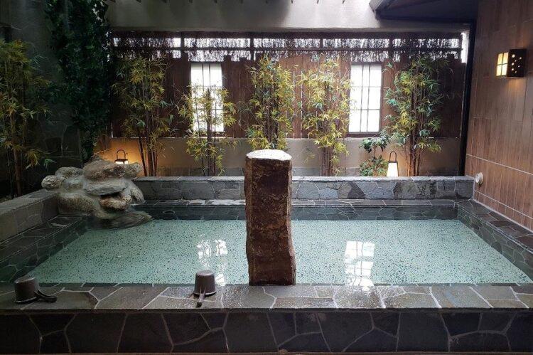 天然温泉 豊穣の湯 ドーミーイン池袋」の大浴場