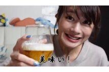 """大島由香里 YouTubeの""""自宅でひとり飲み""""撮影を語る"""