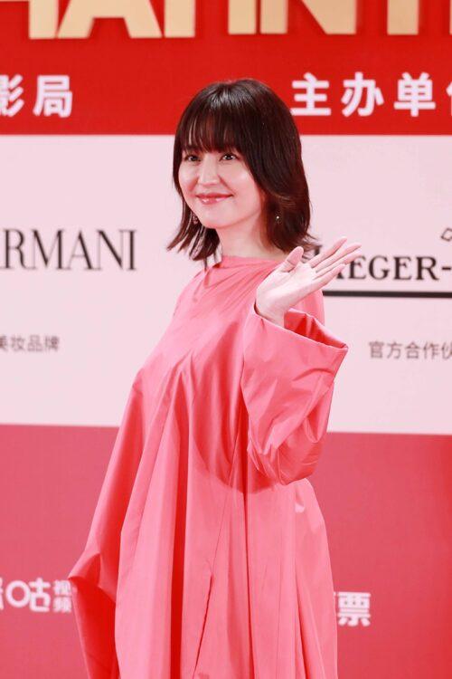 長澤まさみ出演の『ドラゴン桜』は好スタートをきった(写真=Imaginechina/時事)
