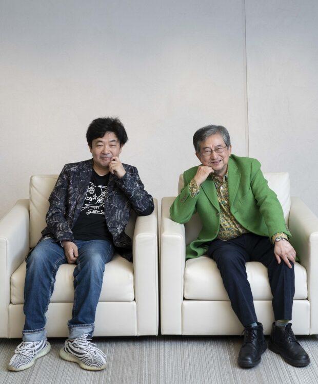永井豪氏と園子温氏の対談が実現