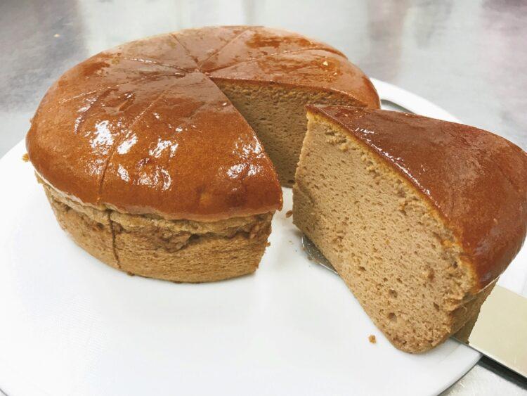 『チョコレートチーズケーキ』1ホール1950円(大阪府/チーズケーキの店 Ange アンジュ)
