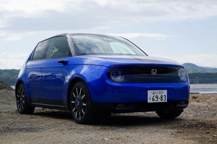 ホンダ「Honda e Advance」。全長3.8m級のサブコンパクトBEV