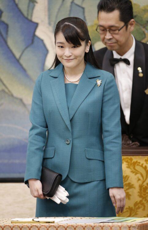 小室圭さんは眞子さまに会えるのか(写真/共同通信社)