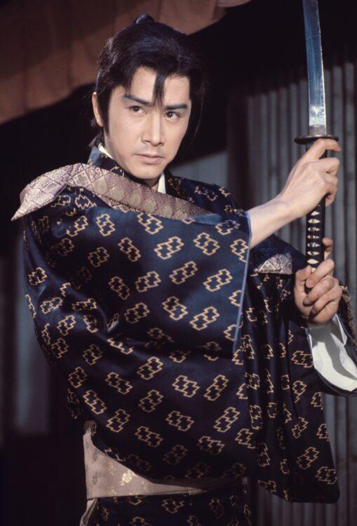 1977年のドラマ『鳴門秘帖(NHK)より