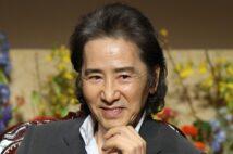 田村正和さんの訃報に対し、沈黙を守ってきた女優が…(時事通信フォト)
