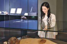 『パシェリエンプタハのミイラ』エジプト、テーベ出土。第22王朝・前945~前730年頃。エジプト考古庁寄贈、東京国立博物館蔵 ※東洋館3室にて通年展示