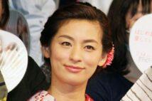 最新出演映画のプロデューサーが語る尾野真千子の魅力(Getty Images)