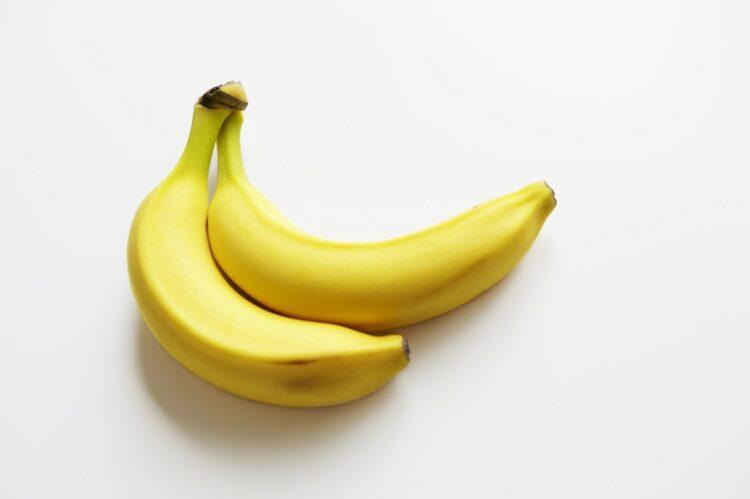 バナナの栄養価