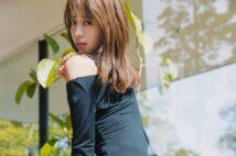 モデルとしての道も歩み始めた井上真由子