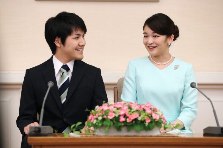 女性宮家が創設され、結婚すると「圭殿下」となる可能性も(2017年9月、東京・港区=撮影/JMPA)