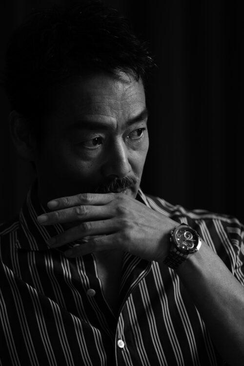 俳優・村上弘明はプロレスを題材にした舞台『タンジー』に主演したことが大きな転機になったという