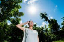 紫外線量は気温の高さと比例しない 「5月」「正午」に要注意の理由