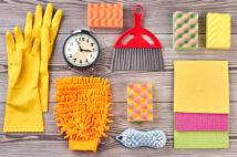日常的な掃除時間、あなたはどのくらいかけている?3割が15分以下と回答