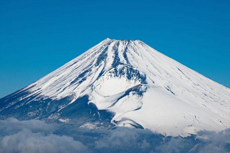 富士山噴火の被害はどこまで及ぶ?(時事通信フォト)