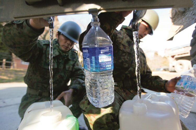 水不足になる恐れも(写真はイメージ。時事通信フォト)