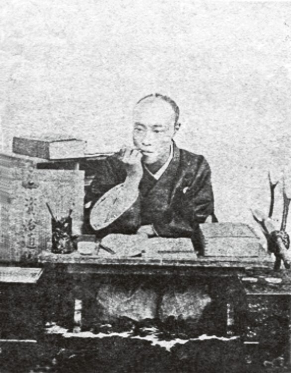 父斉昭の方針で文武両道の教育を受けたが、幼少期は学問より体を動かす方が好きだった(写真=近現代PL/AFLO)