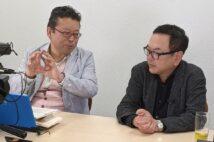 樺沢紫苑氏(左)と和田秀樹氏