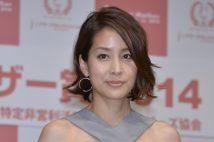 吉本興業社員と結婚した内田恭子アナ。その後はベストマザー賞も受賞している(時事通信フォト)