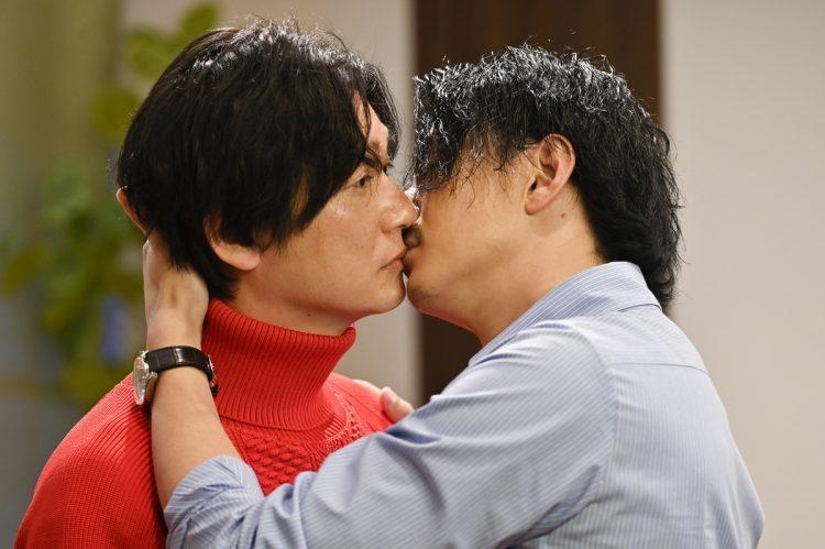 金曜ナイトドラマ『あのときキスしておけば』より(C)テレビ朝日