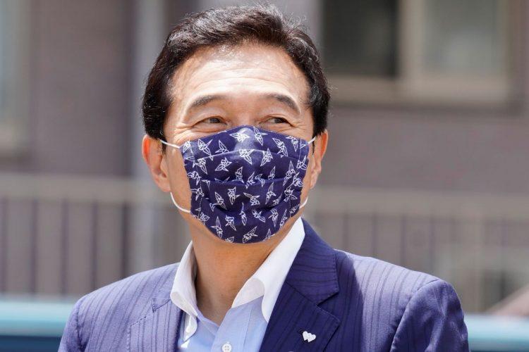 コロナ禍を経て渡邉美樹氏の挑戦は続く(時事通信フォト)