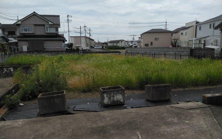 和歌山カレー事件当時、林一家が住んでいた自宅の事件直後