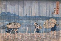 歌川国芳『東都御厩川岸之図』(天保年間1831~1845年)初期(写真=ColBase/https://colbase.nich.go.jp)