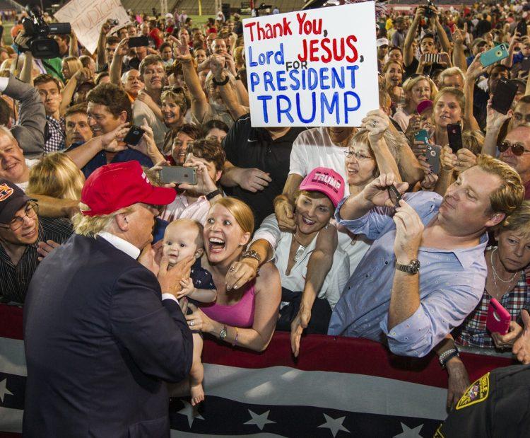 トランプ前大統領(Getty Images)