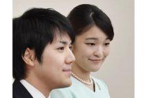 眞子さまと小室圭氏の結婚が実現すれば…(時事通信フォト)