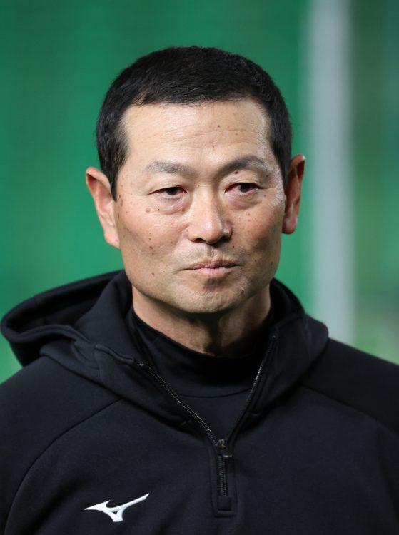 桑田真澄・投手チーフコーチ補佐(時事通信フォト)