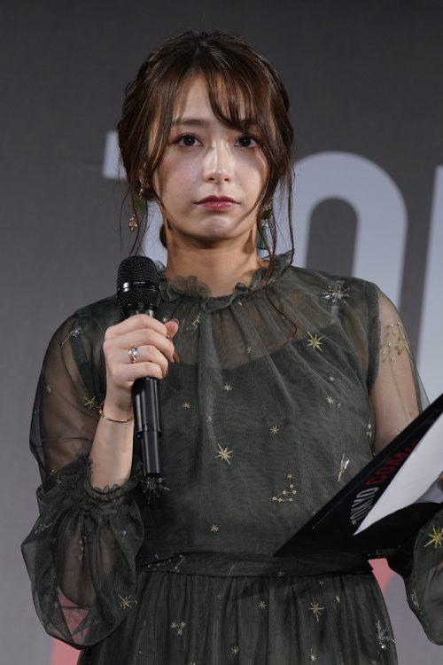 宇垣美里アナ(時事通信フォト)