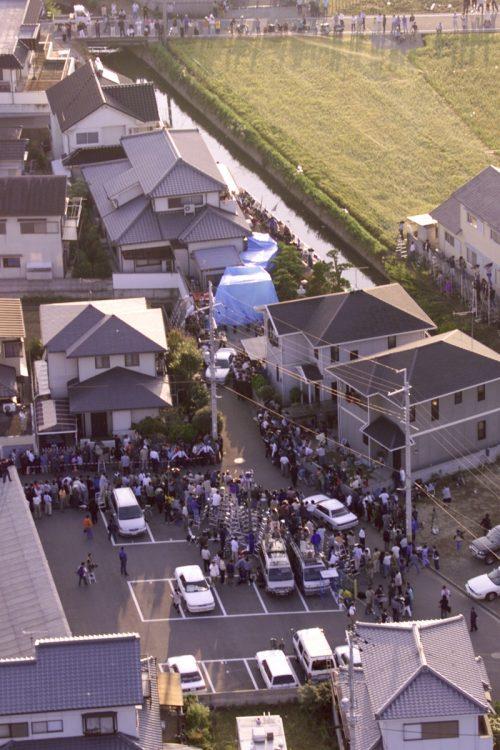 和歌山毒物カレー事件から23年(時事通信フォト)