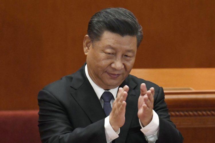 中国の習近平国家主席(写真/共同通信社)