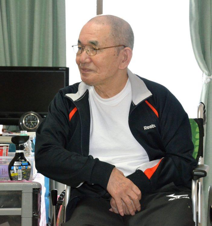 林眞須美死刑囚の夫・健治氏が事件について語る(写真/共同通信社)