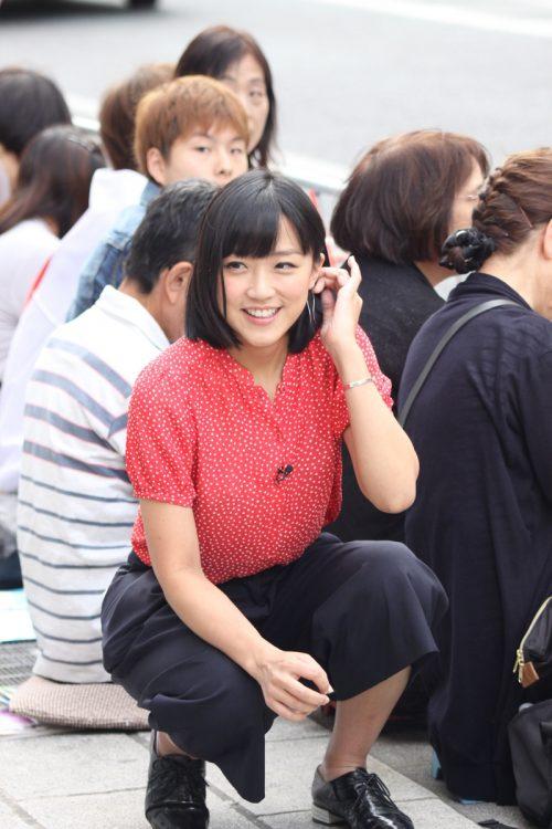 竹内由恵アナ(写真/ロケットパンチ)
