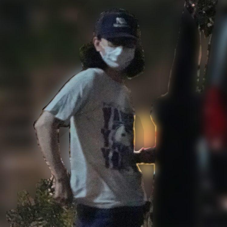 ラフなTシャツ姿の菅田将暉