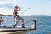 モデル美女の大胆釣りコーデ「ファッション面から釣りの魅力伝えたい」