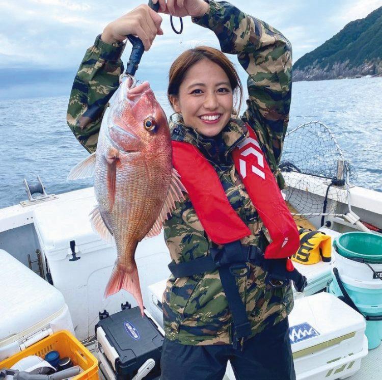 池山智瑛さんが釣りに熱中したきっかけは?